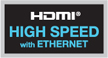 HDMI High Speed с Ethernet